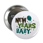 "New Years Baby 2.25"" Button (100 pack)"