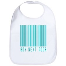 Boy Next Door Bib