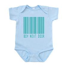 Boy Next Door Infant Bodysuit
