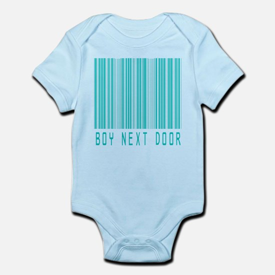 Boy Next Door Infant Bodysuit