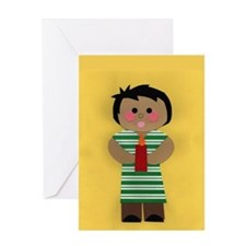 Christmas in Mexico Greeting Card