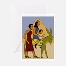 Flight to Egypt Christmas Cards (Pk of 20)