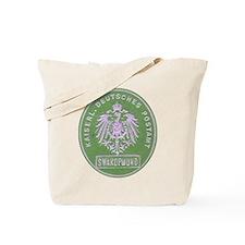 Namibia GSWA seal green Tote Bag