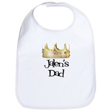 Jalen's Dad Bib