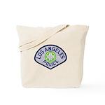 LAPD Traffic Tote Bag