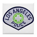 LAPD Traffic Tile Coaster