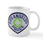 LAPD Traffic Mug