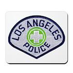 LAPD Traffic Mousepad