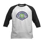 LAPD Traffic Kids Baseball Jersey