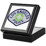 LAPD Traffic Keepsake Box