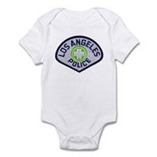 LAPD Traffic Infant Bodysuit