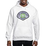 LAPD Traffic Hooded Sweatshirt