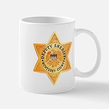 Monterey County Deputy Mug
