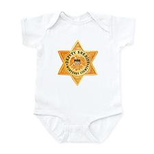 Monterey County Deputy Infant Bodysuit