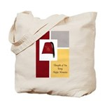 Shriner Greeting Tote Bag