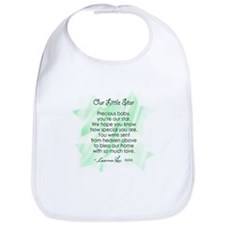 OUR LITTLE STAR POEM (Unisex) Bib
