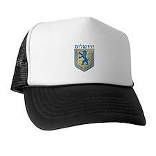 Unique Jerusalem Trucker Hat