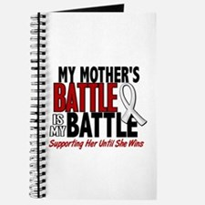 My Battle Too 1 PEARL WHITE (Mother) Journal