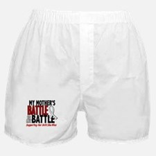 My Battle Too 1 PEARL WHITE (Mother) Boxer Shorts