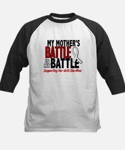 My Battle Too 1 PEARL WHITE (Mother) Tee
