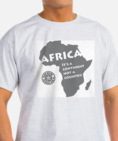 Africa Is A Continent T-Shirt