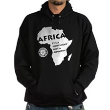 Africa Is A Continent Hoodie