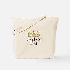 Jayden's Dad Tote Bag
