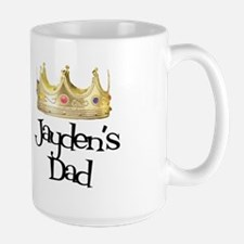 Jayden's Dad Mug
