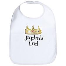 Jayden's Dad Bib