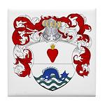 Brants Family Crest Tile Coaster