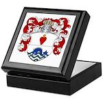 Brants Family Crest Keepsake Box
