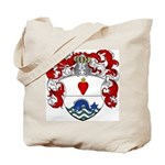 Brants Family Crest Tote Bag