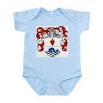 Brants Family Crest Infant Creeper