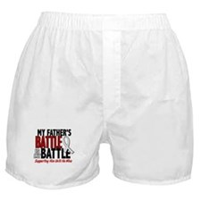 My Battle Too 1 PEARL WHITE (Father) Boxer Shorts
