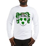 Brasser Family Crest Long Sleeve T-Shirt