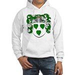 Brasser Family Crest Hooded Sweatshirt