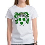 Brasser Family Crest Women's T-Shirt