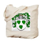 Brasser Family Crest Tote Bag