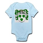 Brasser Family Crest Infant Creeper