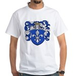 Broers Family Crest White T-Shirt