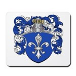 Broers Family Crest Mousepad