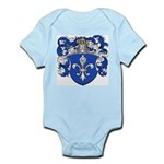 Broers Family Crest Infant Creeper