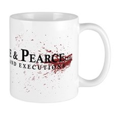 "American Psycho ""Pearce & Pea Small Mug"