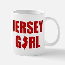 JERSEY GIRL SHIRT Small Small Mug