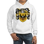 Brouwer Family Crest Hooded Sweatshirt