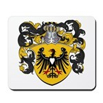 Brouwer Family Crest Mousepad