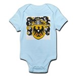 Brouwer Family Crest Infant Creeper