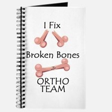 Broken Bone Team Journal