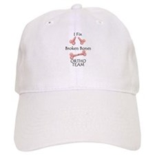 Broken Bone Team Baseball Cap