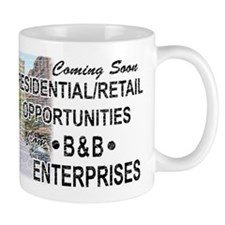 "The Wire ""B & B Enterprises"" Coffee Mug"
